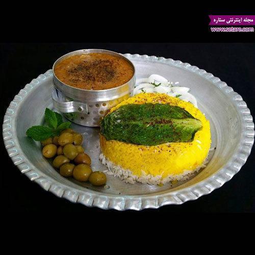 طرز تهیه قیمه بوشهری با شکر پلو