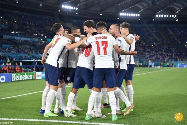 (ویدیو) خلاصه بازی اوکراین 0 - 4 انگلیس؛ صعود شیرها به نیمه نهایی