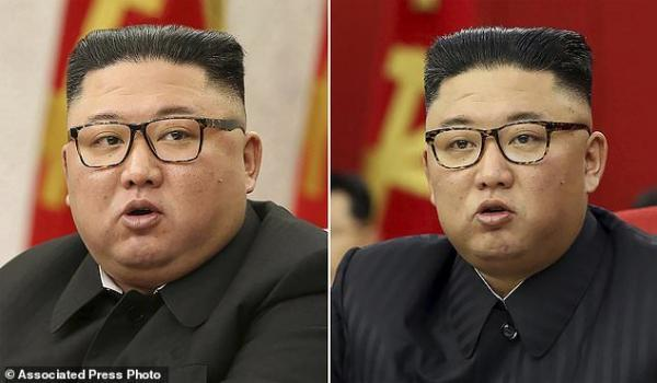 هسدار کیم جونگ اون درباره وضع غذایی متشنج کره شمالی، لاغری عجیب رهبر کره شمالی بخاطر کمبود غذاست؟!