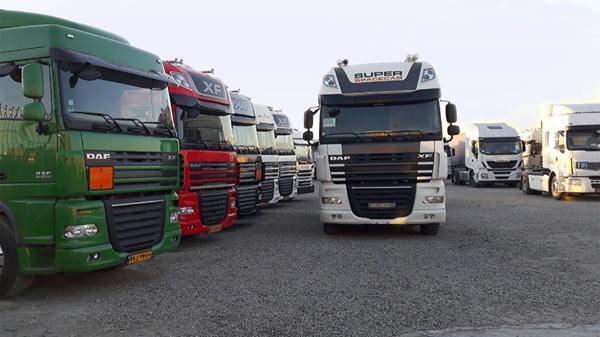 انتها حواشی واردات کامیون های کارکرده