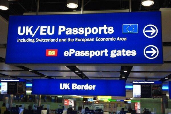 مرزهای انگلیس دیجیتال سازی می شوند، کنترل جدی ورود پناهجویان
