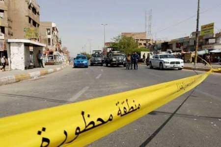 حمله به کاروان لجستیک ائتلاف بین المللی در شمال بغداد