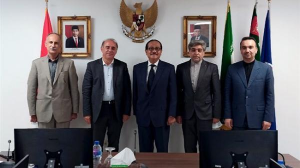 تبادل کالاهای باکیفیت به توسعه مناسبات ایران و اندونزی یاری می نماید