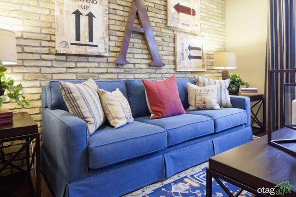 با برترین مدل های کاور مبل راحتی، رنگ و روی خانه خود را عوض کنید!