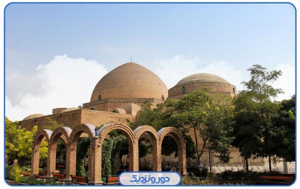 جاذبه های گردشگری شهر زیبای تبریز