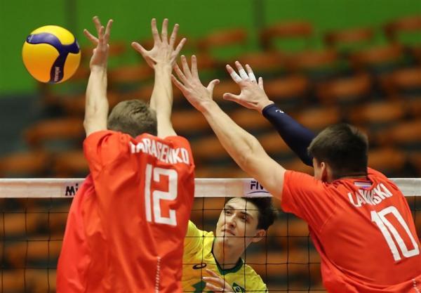 والیبال نوجوانان دنیا، روسیه حریف بلغارستان در نیمه نهایی شد