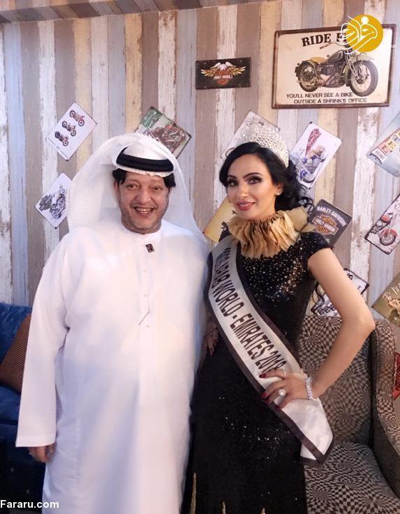 تور دبی: شیخ اماراتی که زنان زیبا او را سوژه کردند