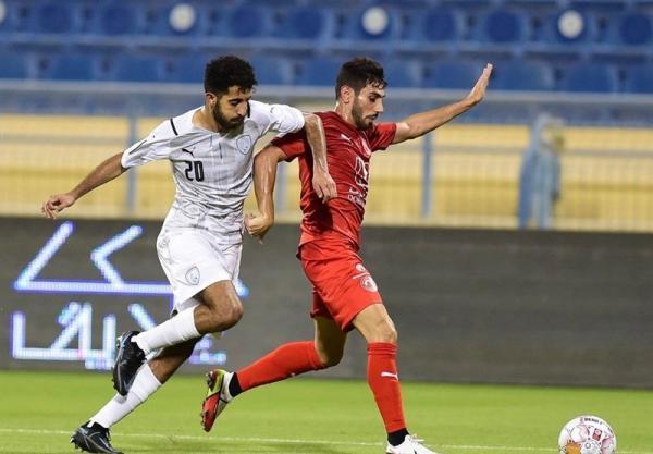 تور قطر: لیگ ستارگان قطر، رجحان یاران مهرداد محمدی برابر تیم امید ابراهیمی
