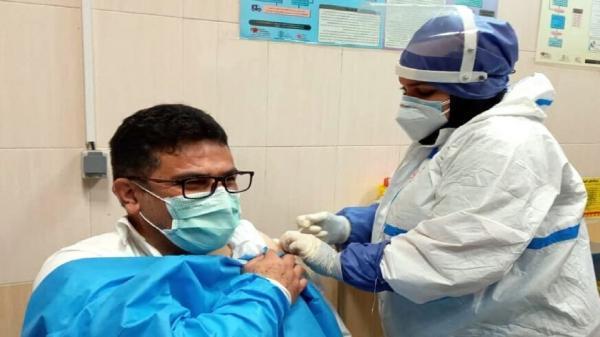 واکسیناسیون افراد بالای 18 سال در سیستان و بلوچستان آغاز شد